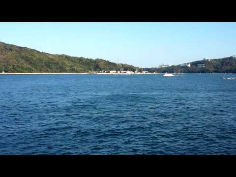 Toba i Mikimoto Pearl Island Video