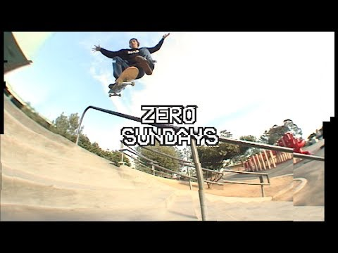 Jon Allie Archival Footage | Zero Sundays - ep 3