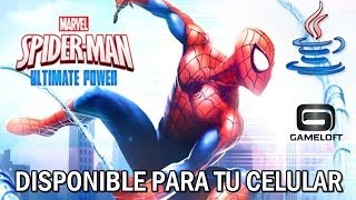 Preview: Spider-Man: Ultimate Power para móvil