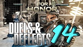 SHAMING Orochi's with SAUCY Deflects [FOR HONOR] - SHAOLIN DUELS AND DEFELCTS #14