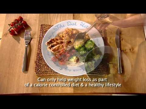 DIET PLATE TV/WEB ADVERT