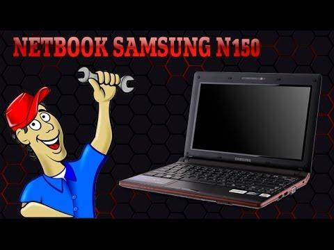 ST - Desarmar Netbook Samsung N150