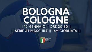 Serie A1M [14^]: Bologna - Cologne 29-24
