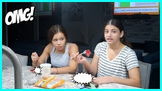ARE YOU GONNA EAT THAT ?  | SISTERFOREVERVLOGS #541