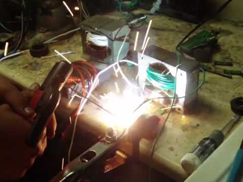 My Homemade Stick Welder