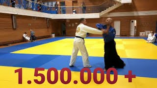 Unbelievable REAL AIKIDO MASTER !