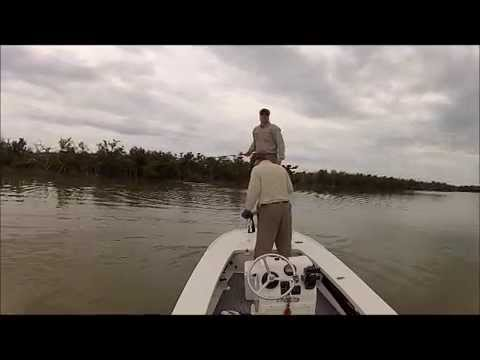 Fly Fishing Flamingo with Capt. Steven Tejera