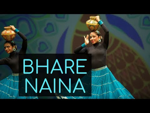 Kruti Dance Academy performs to Bhare Naina (Ra.One)  A-Town...