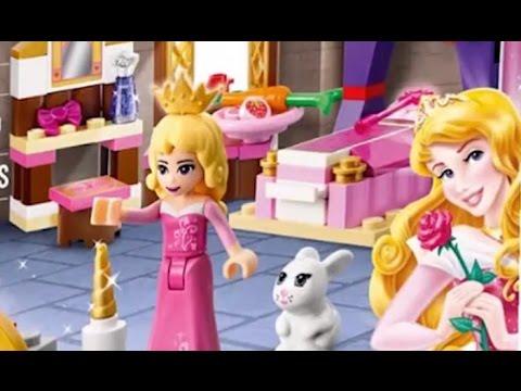 Лего Принцессы Дисней 2015
