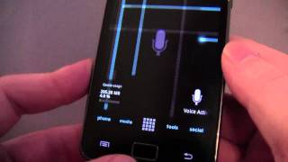 Voice Actions Application for Android (Siri & Iris type app)