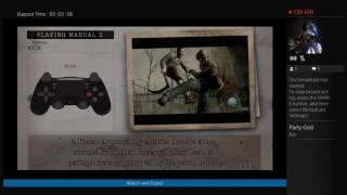 Resident Evil 4 PS4 Gameplay