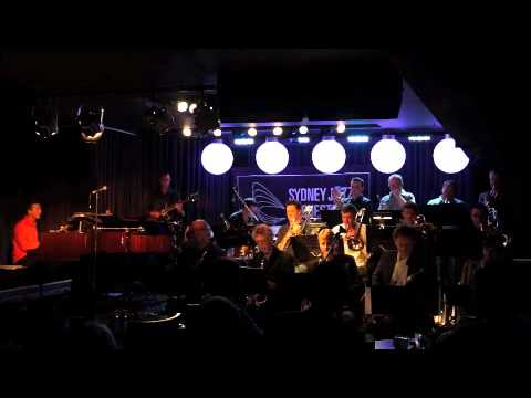 Sydney Jazz Orchestra- The Surrey with the Fringe on top- Arranged By Tim Oram thumbnail