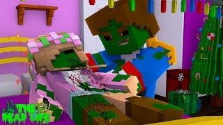 INFECTED LITTLE DONNY BITES HIS EX GIRLFRIEND LITTLE KELLY!! Minecraft DEAD LIFE