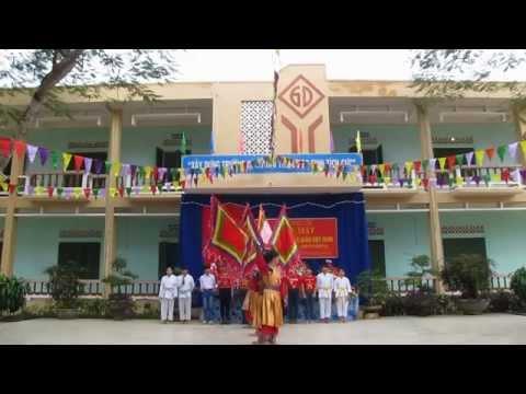 Buổi Gặp Mặt Kỷ Niệm 32 Năm Ngày Nhà Giáo Việt Nam 20 11 2014 - Trường Võ Thị Sáu - Lạc Sơn - Hb video