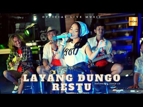Download Lagu Syahiba Saufa - Layang Dungo Restu (LDR) ( Live Music).mp3
