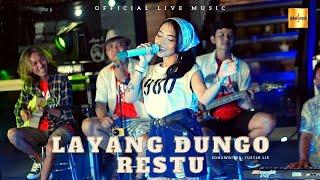 Download lagu Syahiba Saufa - Layang Dungo Restu (LDR) ( Live Music)