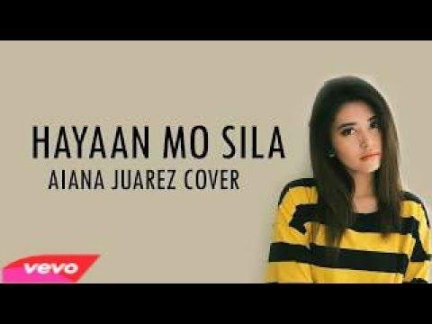 !GIRL VERSION! Hayaan Mo Sila  Ex Battalion & O C  Dawgs by Aiana Juarez Cover Lyrics