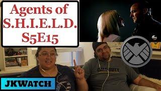 Agents of S.H.I.E.L.D. (515) - JK REACT