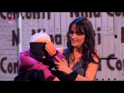 Nina Conti on Russell Howard