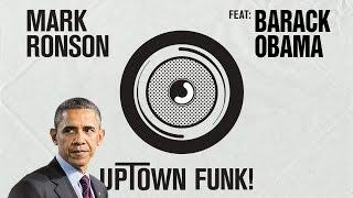 Download Lagu Barack Obama Singing Uptown Funk by Mark Ronson (ft. Bruno Mars) Gratis STAFABAND