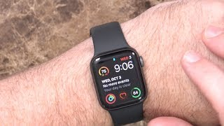Apple Watch 4 Unboxing and 2-day Micro-Review