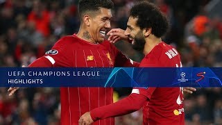 UEFA Champions League | Liverpool v Red Bull Salzburg | Highlights