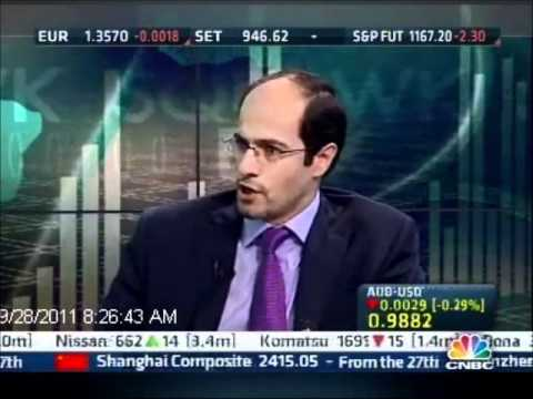 Ashraf Laidi 's $1.29 EURUSD Call on CNBC - Forex, Debt Chart