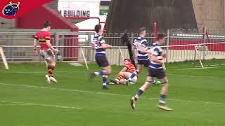 Clayton Hotels Munster Schools Senior Cup Quarter-Final Highlights