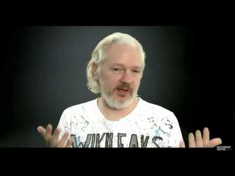 Julian Assange talks about Geopolitics and TPP, TTIP, TISA