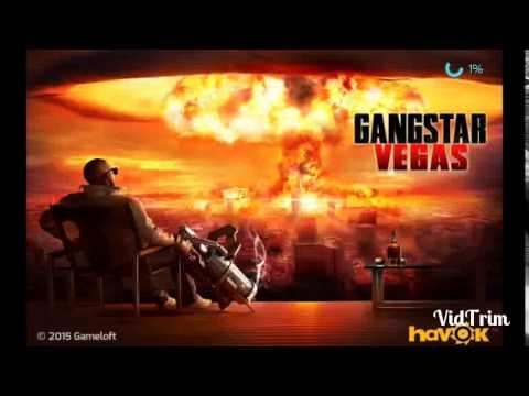 Gangster vegas