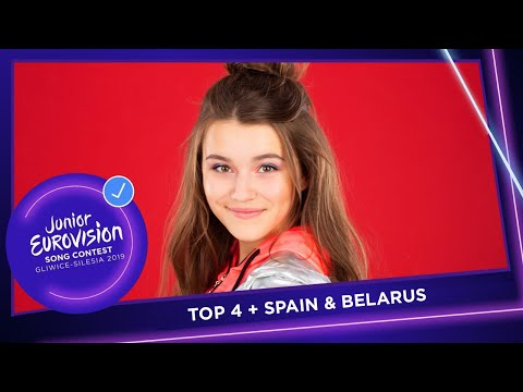 JUNIOR EUROVISION  2019| MY TOP 4 SO FAR (+