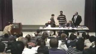 Video: Which is God's word, Quran or Bible? - Sam Shamoun vs Shabir Ally