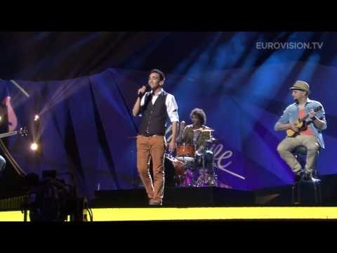Gianluca - Tomorrow (Malta) Second Rehearsal