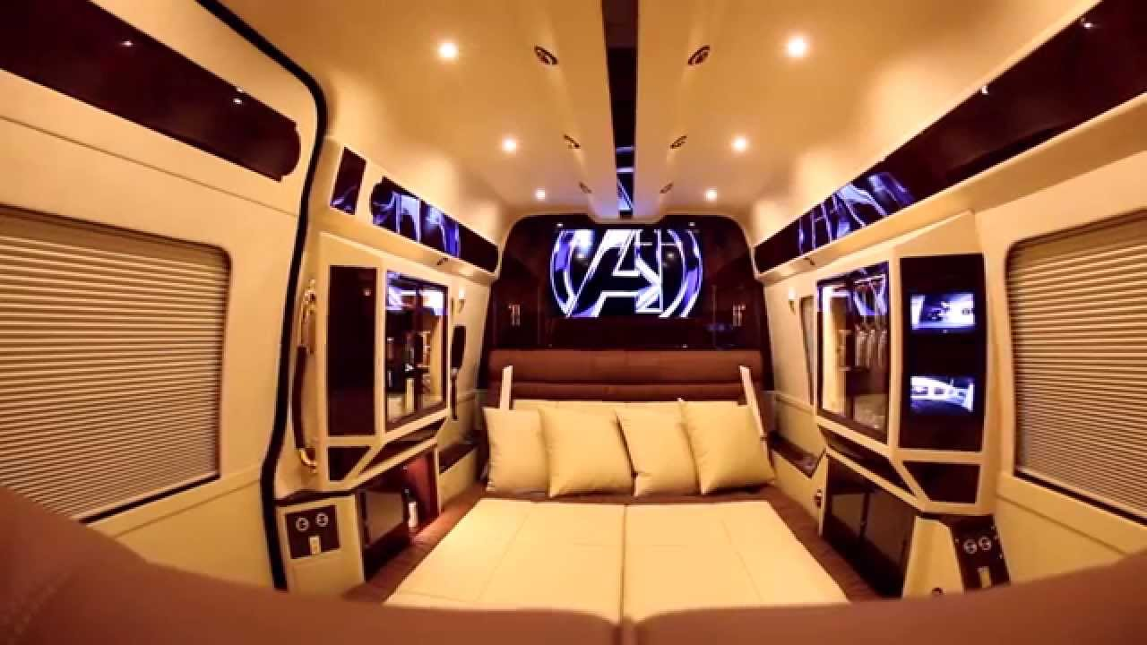 Andalucia 2015 Mercedes Sprinter Conversion By Lexani