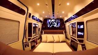 Andalucia | 2015 Mercedes Sprinter Conversion by Lexani Motorcars