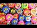 Hubba Bubba Vs Kidsmania Bubble Gum Tape Rolls Learn Colors With Gum Rolls mp3