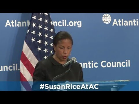 An Address by Susan E. Rice on Administration's Approach to Western Hemisphere