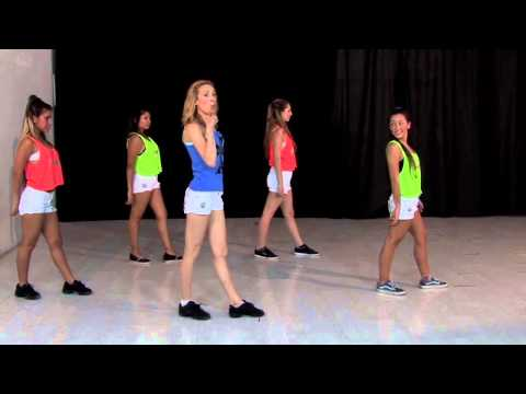 Coreografa de Lets Go de Calvin Harris Ft. Ne-Yo (Paso a Paso) / TKM
