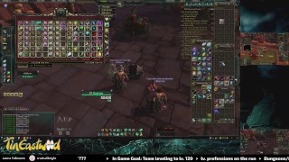 World of Warcraft BFA - Multiboxing Farming Linen/Satin/scrap