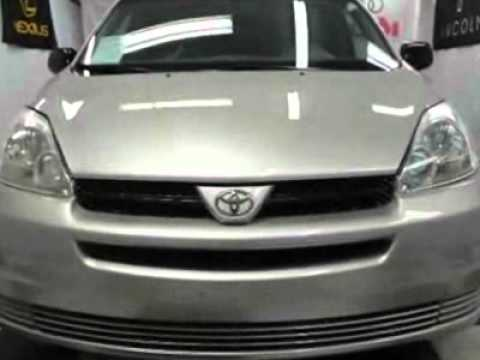 2004 Toyota Sienna 5dr LE FWD 7-Passenger (Natl) Van – Bedford, OH