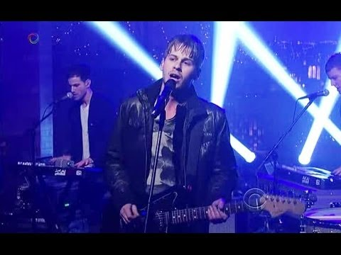 [hd] Foster The People - helena Beat 10 27 11 David Letterman video