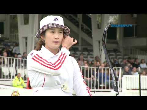Ind Match 1/2 #W1 - London Archery Classic Olympic Test Event 2011