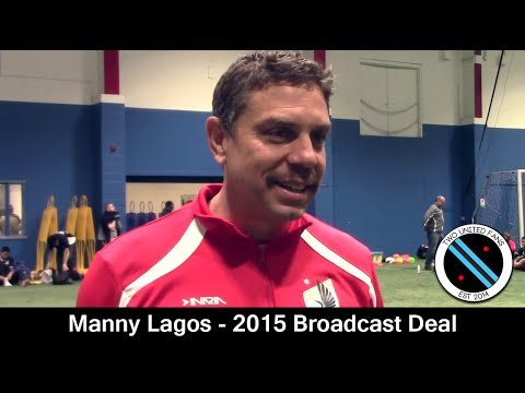TUF Extra - MNUFC's 2015 Broadcast Deal - Manny Lagos
