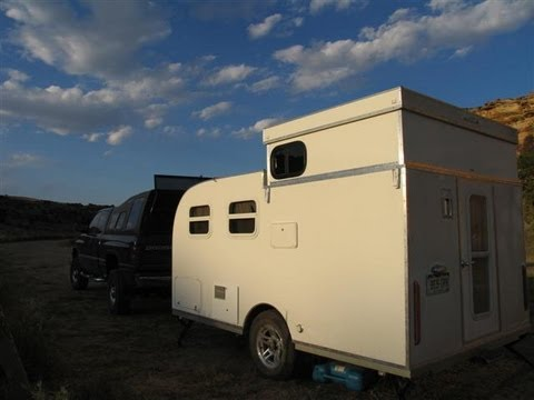 Boxcar - How I Built Our Tiny Travel Trailer