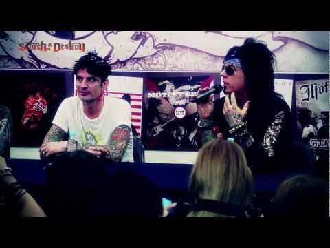 Press Conference (Mexico City HD)