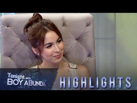 TWBA: Julia, proud girlfriend of Joshua