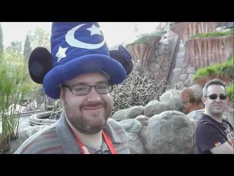 Yogscast - Simon's visit to Disney Music Videos