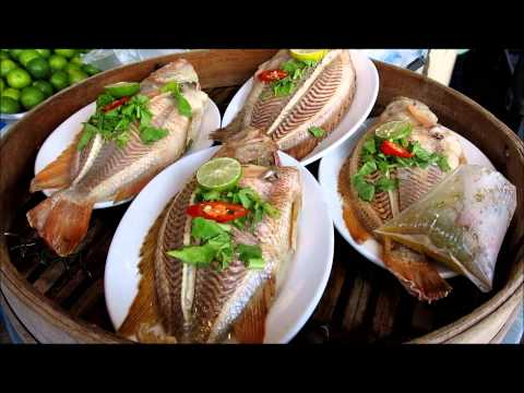 ALL THAI FOOD MARKET THAILAND , THE BEST RECIPE