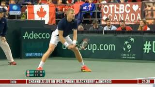 Sports Tonight: Denis Shapovalov Fined After Hitting Umpire With Ball In Anger