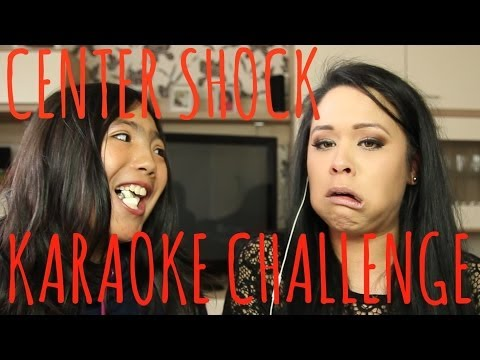 Center Shock-karaoke Challenge video